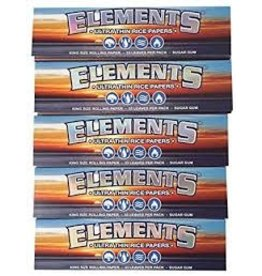 ELEMENTS ELEMENTS ULTRA THIN KING SIZE