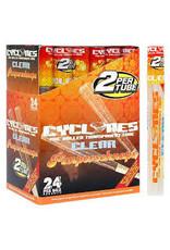 CYCLONCE CYCLONES CLEAR CONE PIMPERSCHNAPS