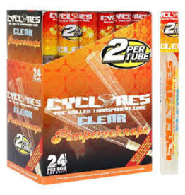 CYCLONCE CYCLONES CLEAR CONE PIMPERSCHNAPS
