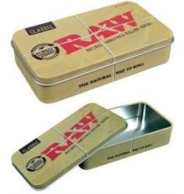 RAW RAW TIN BOX