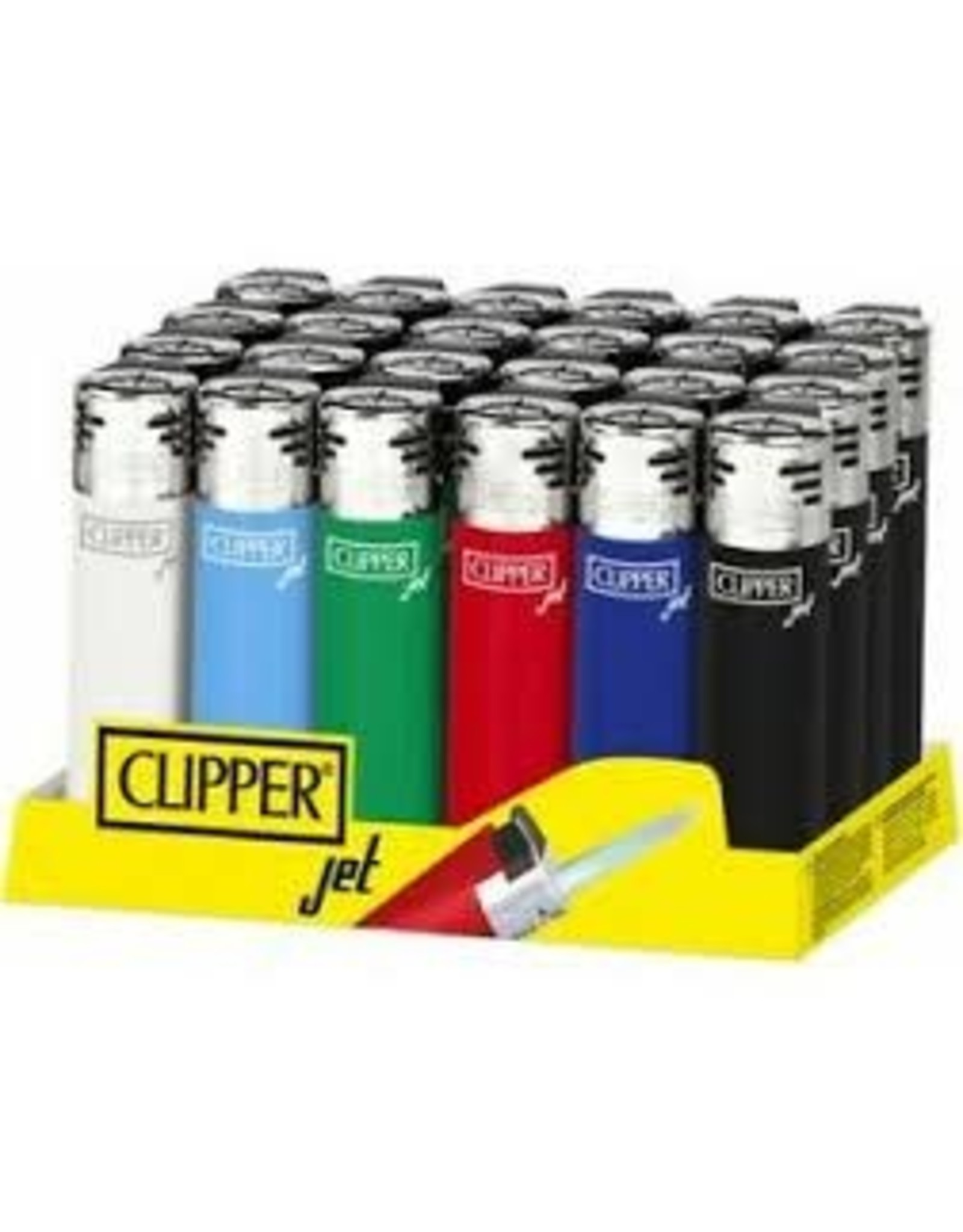 CLIPPER CLIPPER JET TORCH LIGHTER SOFT JET