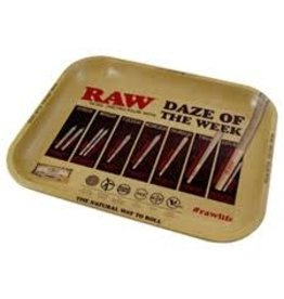 RAW RAW DAZE OF THE WEEK LARG