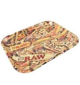 RAW RAW MIX LARG TRAY