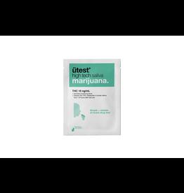 UTEST UTEST THC 10NG/ML saliva test