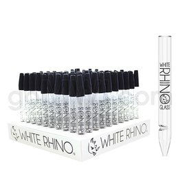 White Rhino White Rhino Glass Nic collector