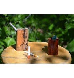 One hitter LARG wood box