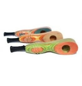 One hitter wooden pipe