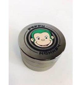 "GREEN GREEN MONKEY 4 PCS 2 1/4"" grinder"