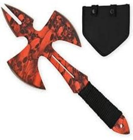 Medieval Style Throwing Axe