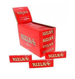 RIZLA Rizla+ Single Wide Red
