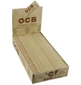 OCB OCB Organic Hemp Single Wide Rolling Papers