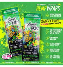 BEAMER Beamer Hemp Wrap 1 1/4 Original