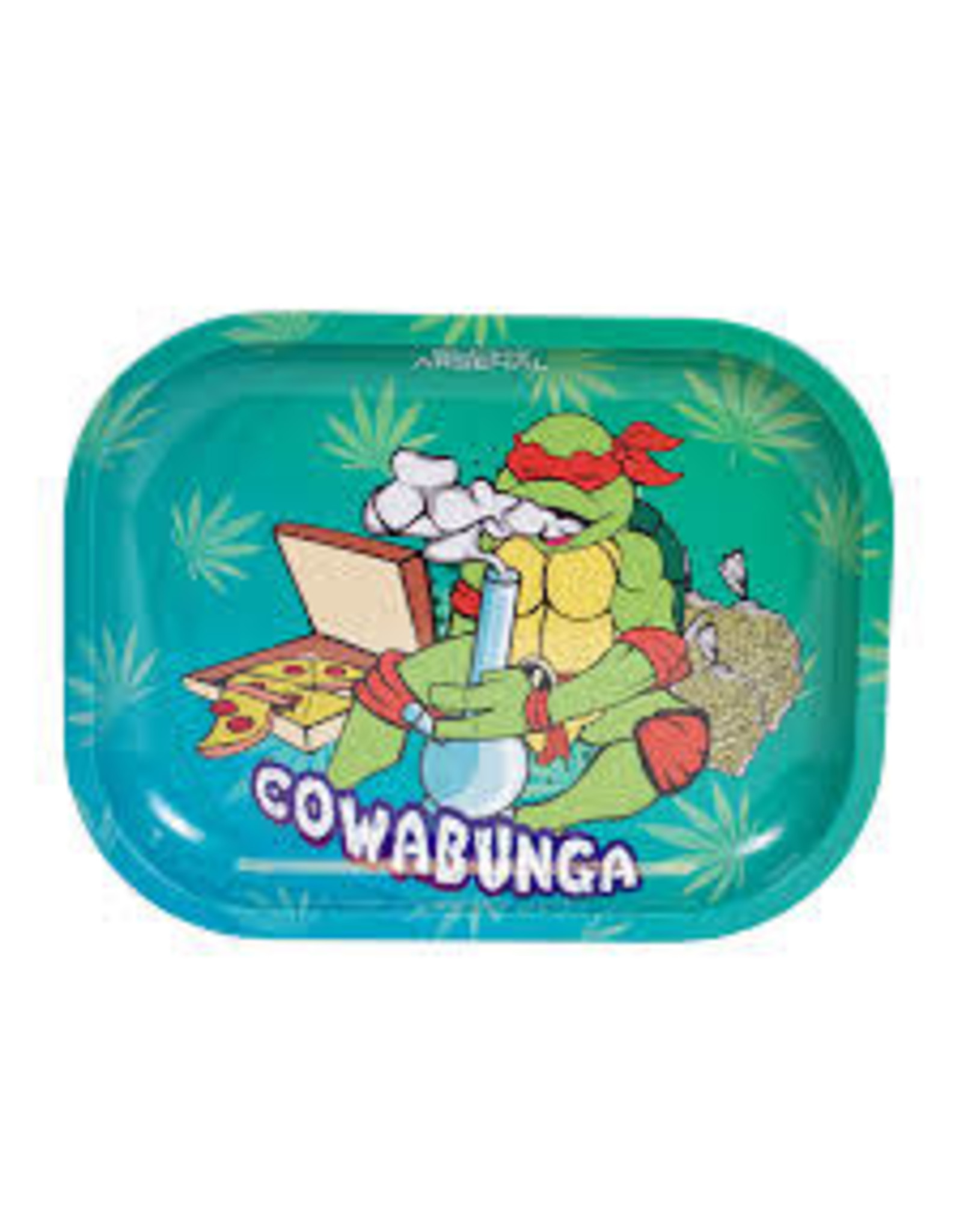 Cowabunga Metal Trays Small