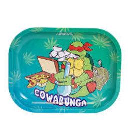 Cowabunga Metal Trays Small