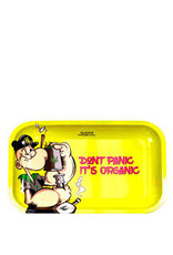 Don't Panic It's OrganicMetal Trays Medium