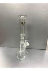 """DIAMOND Diamond glass 17"""" tree PERC water pipe C2158"""