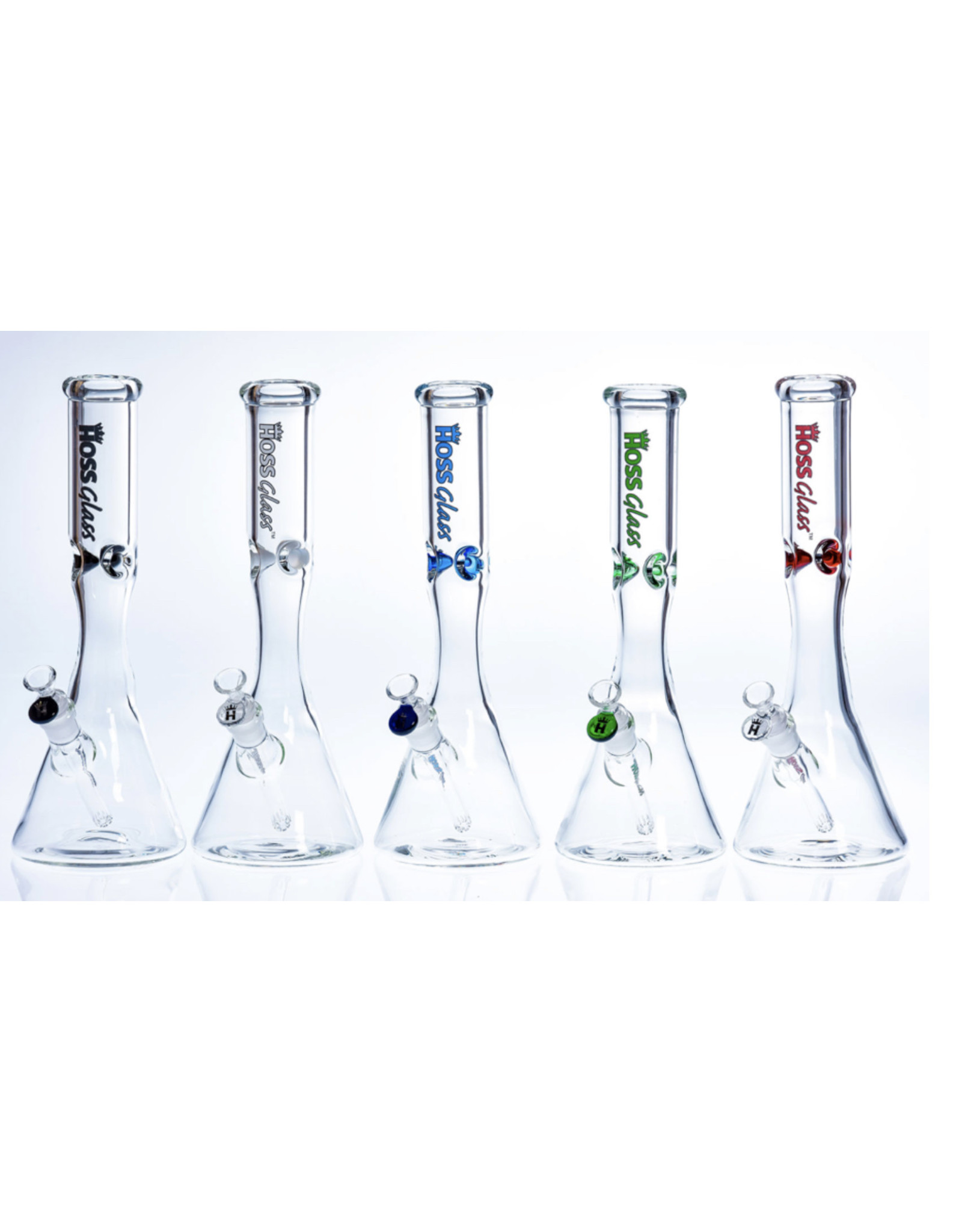 """CRYSTAL GLASS Crystal glass 16""""water pipe C2165"""