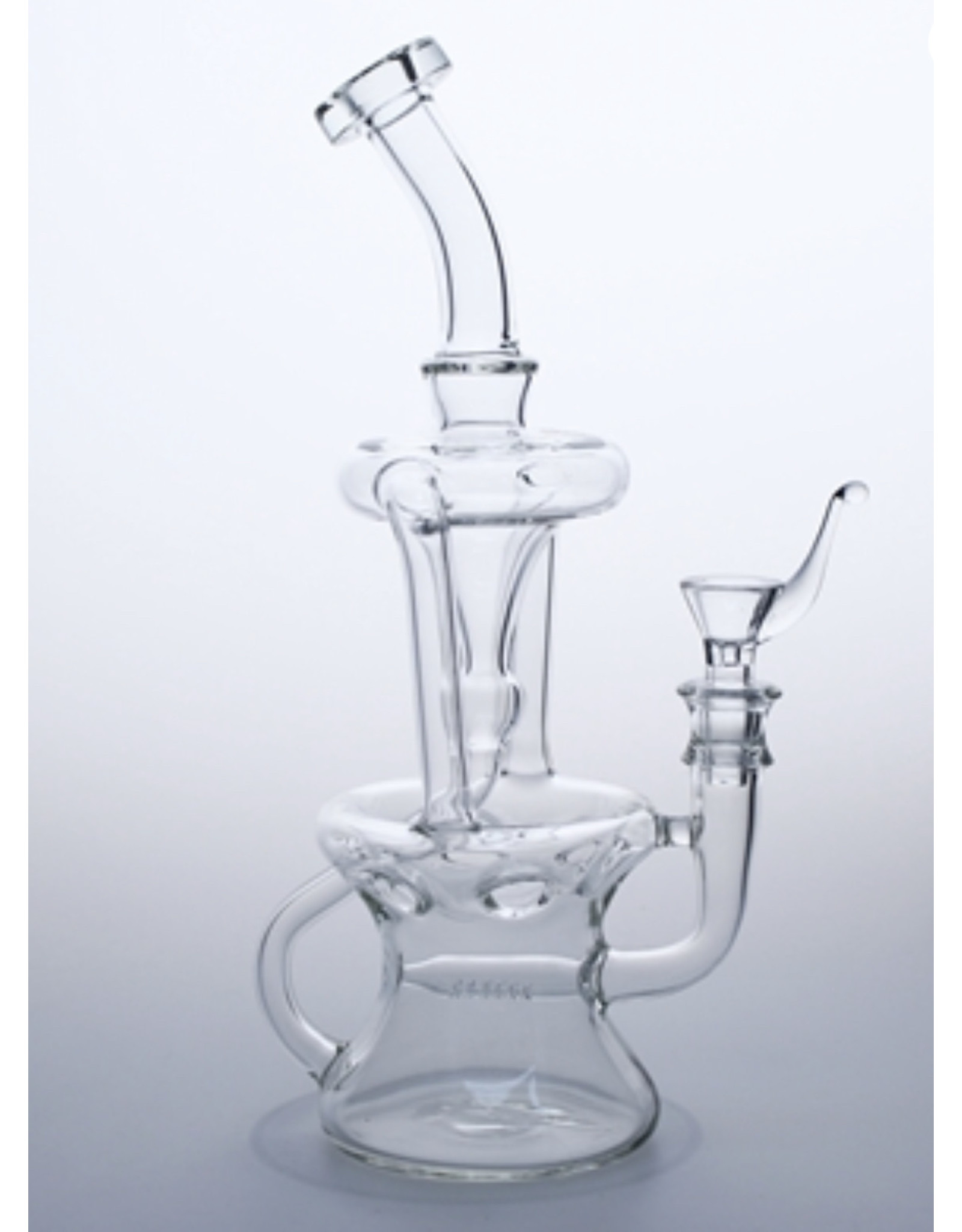 CRYSTAL GLASS Crystal Glass, WATER  pipe C6042