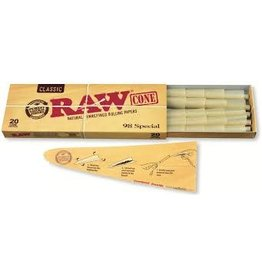 RAW RAW 98 Special 20mm 20cone per pack