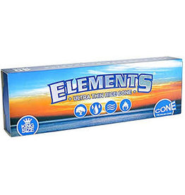 ELEMENTS ELEMENT ULTRA THIN  KING SIZE CONE 40 PACK