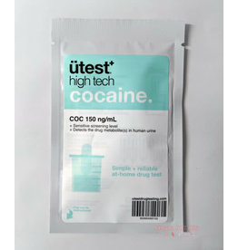 UTEST UTEST COCAINE 1 PANEL 150NG/ML