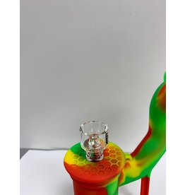 CRYSTAL GLASS DOMELESS NAIL C030