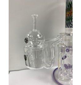 CRYSTAL GLASS BANGER C007 14MM MALE