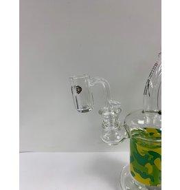 CRYSTAL GLASS BANGER C032 MALE /ENAIL 14MM