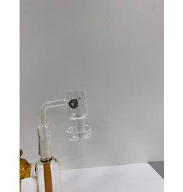 CRYSTAL GLASS BANGER 14MM FEMALE C039