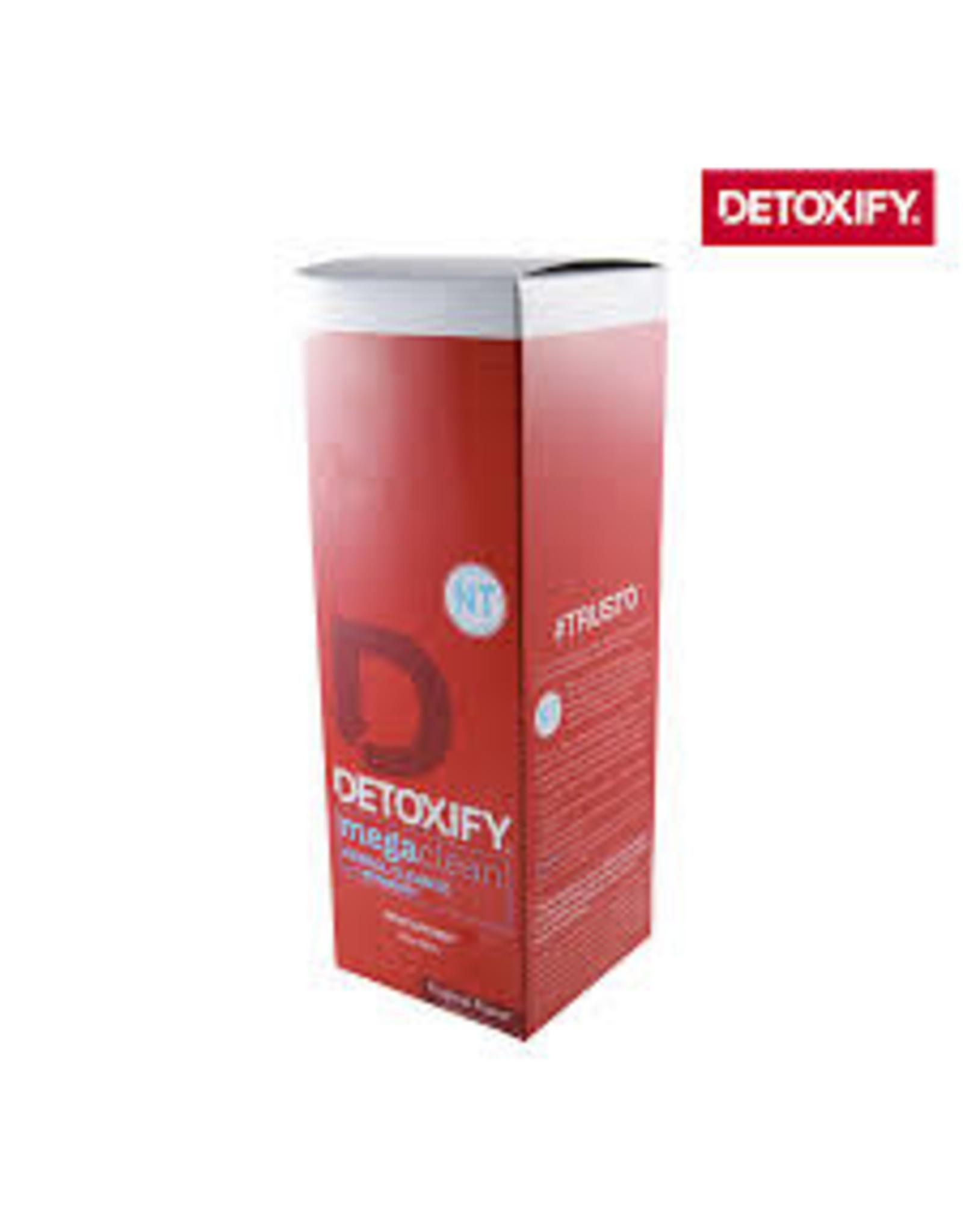 DETOXIFY DETOXIFY MEGA CLEAN With boost NT  – TROPICAL 32oz
