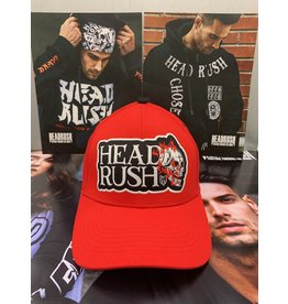 HEADRUSH HEADRUSH THE ROLE MODEL CURVED FLEXFIT CAP H590