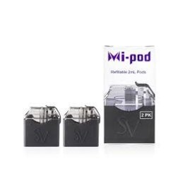 Smoking Vapor Mi-Pod - replacement pod regular Box