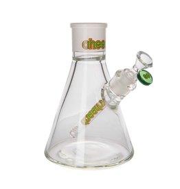 """CHEECH GLASS CHEECH GLASS 8""""9MM BEAKER BASE  BA-112"""