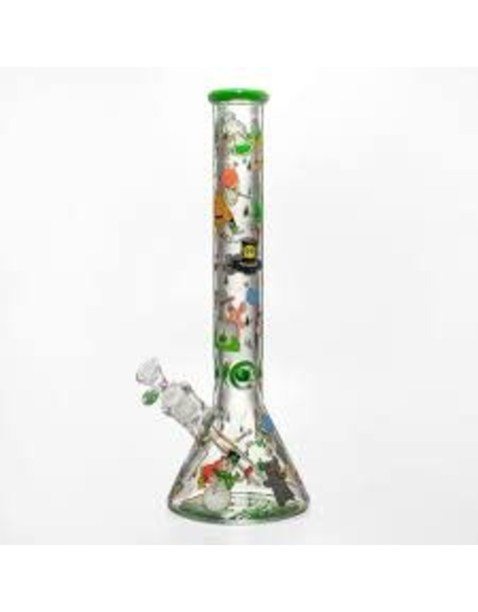 CHEECH GLASS CHEECH GLASS CA-016 STONER DAZE BEAKER
