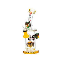 CHEECH GLASS CHEECH GLASS CH-106B OWL RIG 10""