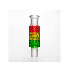 CHEECH GLASS CHEECH GLASS TA-111 RASTA FREEZER TOP 10""