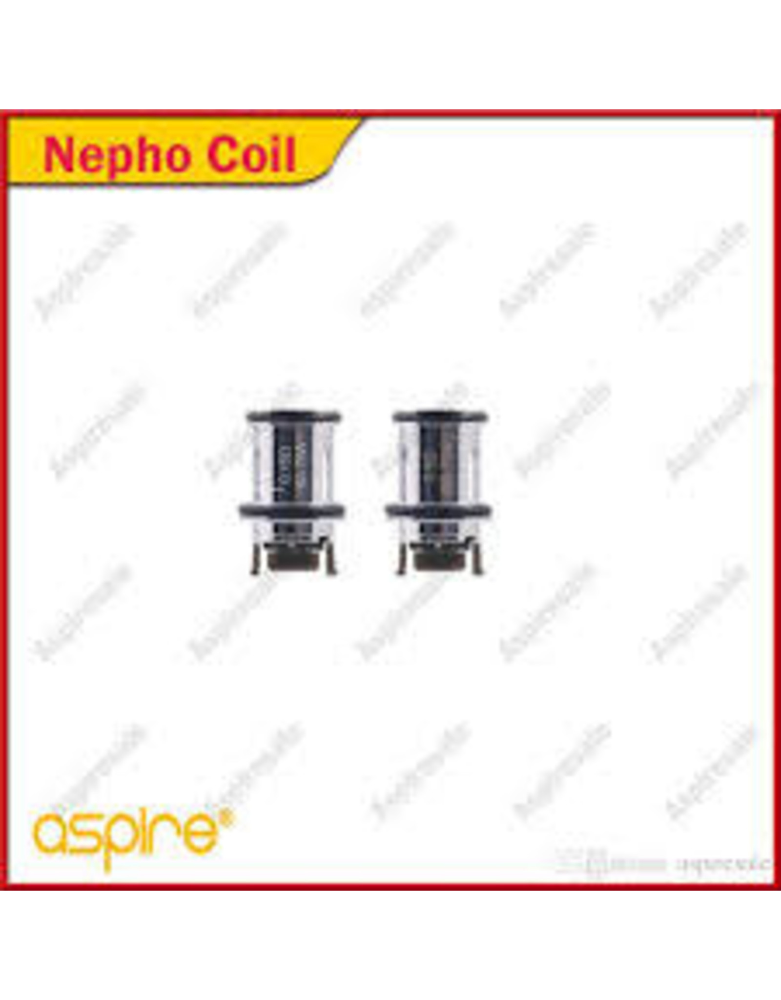 ASPIRE ASPIRE NEPHO  REPLACEMENT COIL 0.5 OHM BOX single