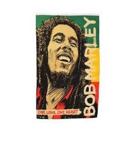 BOB MARLEY ONE LOVE ONE HEART FLAG