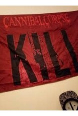CANNIBAL CORPS FLAG