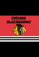 BLACKHAWKS FLAG
