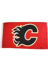 CALGARY NHL FLAG