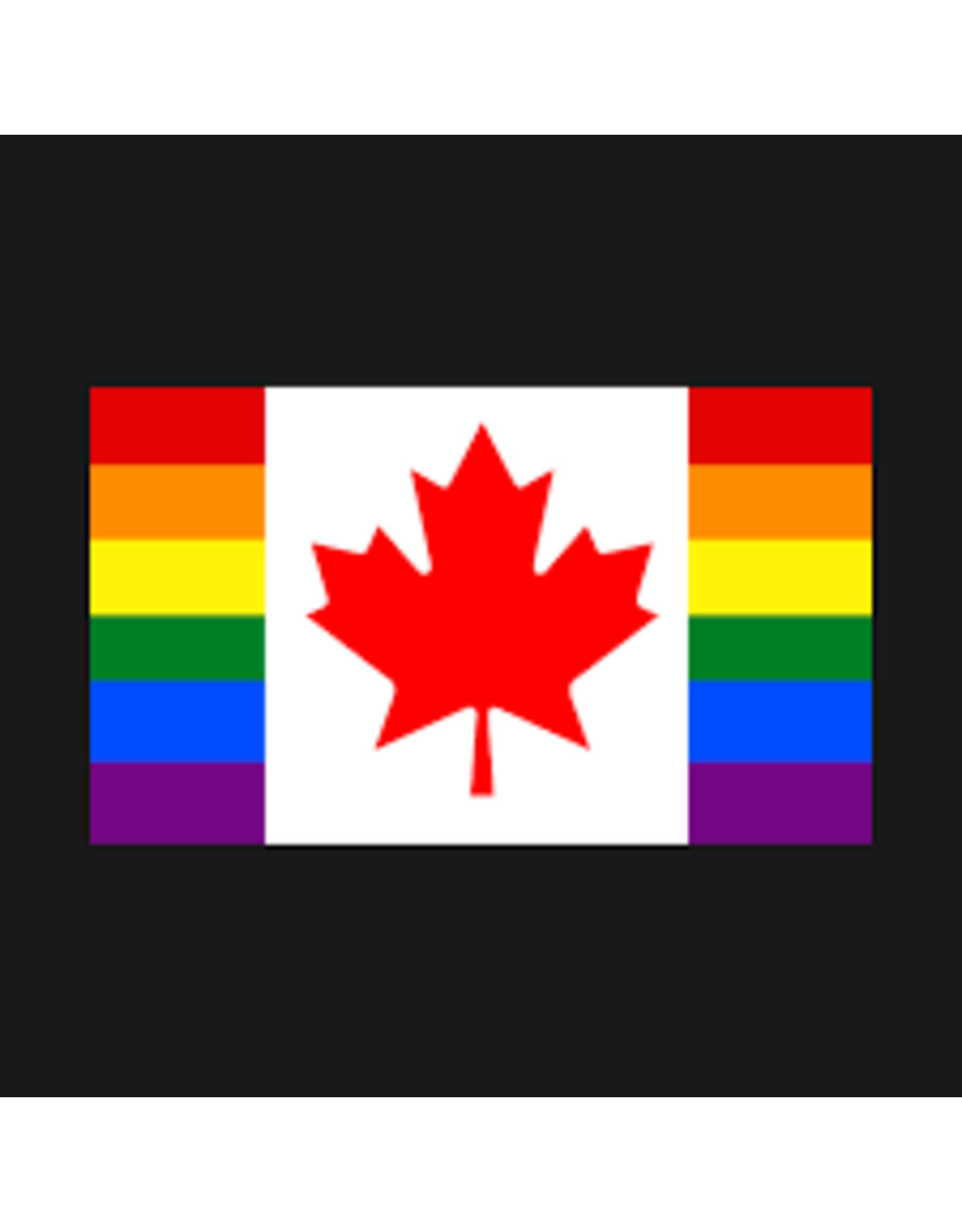 CANADA PRIDE FLAGE