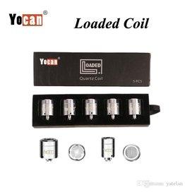 YOCAN YOCAN LOADED DUAL QUARTZ COIL box