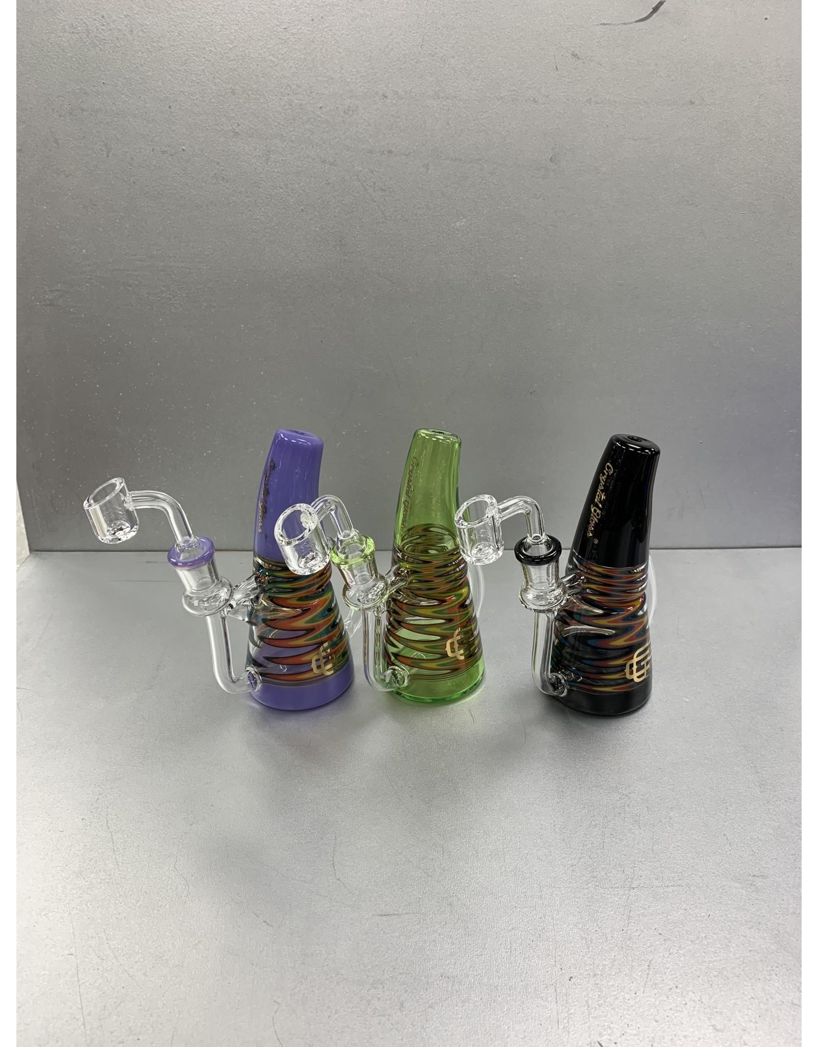 CRISTAL GLASS CRYSTAL GLASS 6.1 DAP RIG C6211