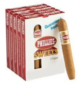 PHILLIES PHILLIES SWEETS CIGAR single