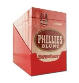 PHILLIES PHILLIES STRAWBERRY CIGAR