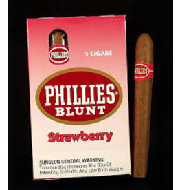 PHILLIES PHILLIES STRAWBERRY CIGAR single