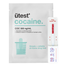 UTEST UTEST HIGH STANDARD COCAINE 300NG/ML