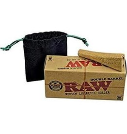 RAW RAW DOUBLE CEGAR HOLDER KING SIZE