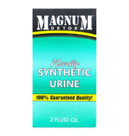 magnum Magnum Synthetic Urine. 2 oz